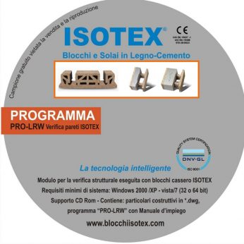 All. 1 - Software Gratuito Isotex
